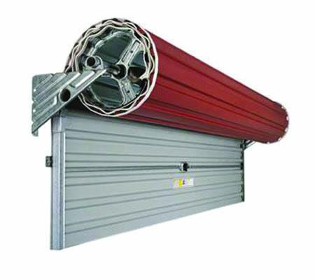 roll up steel garage doors